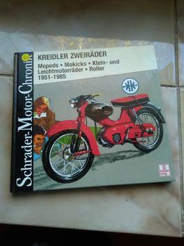 Schrader-Motor-Chronik  - Kreidler Zweirräder