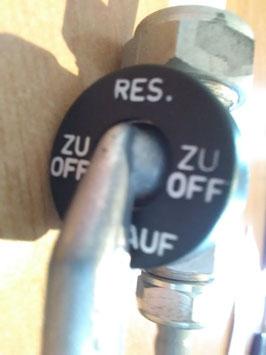 Puch- KTM - Benzinhahn