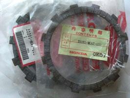 Honda CBR 600F / CBR 1000 – originale Kupplungsscheiben-Für die Baujahre '87-'95
