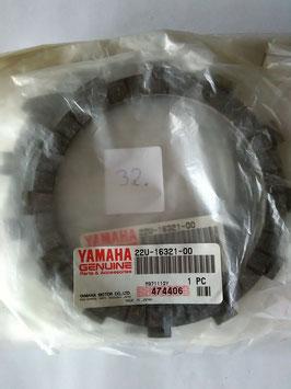 Yamaha BT 1100 – originale Anlasserkupplungsscheiben