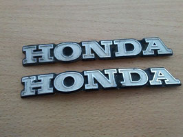 Honda  Tank Embleme