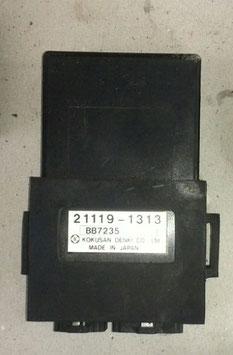 Kawasaki Zephyr 550 - originale Central CDI, verbaut von 91 - 98