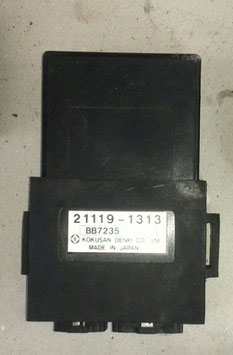 Kawasaki Zephyr 550 - originale Central CDI