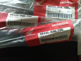 Honda XL 600 / XL 650 (1997-2003) - 3 Speiche & Nippel/ Front Wheel