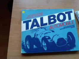 Talbot Automobile  - Geschichte einer großen europäischen Marke