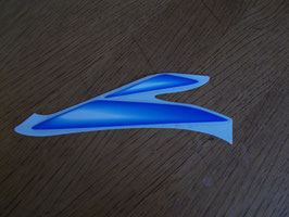 Yamaha Aerox YQ 50 L - original Aufkleber