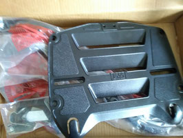 Yamaha XV 250 Virago - GIVI Topcase Halterung
