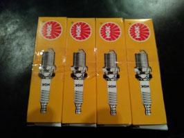 NGK - BR 9 ECS (3570) - Zündkerzen  4 Stück= 1.Pack