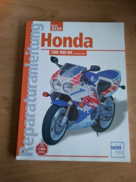 Honda CBR 900 RR (ab '92) - Reperaturanleitung