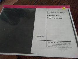 Hanomag Radschlepper Typ R 345