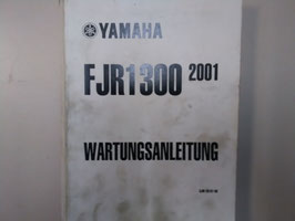 FJR 1300 - Handbuch