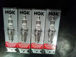 NGK - CR 8 EHVX -9 - Zündkerzen  4 Stück= 1.Pack