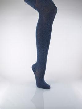 1 Stück Kinderstrumpfhosen einfarbig Jeans
