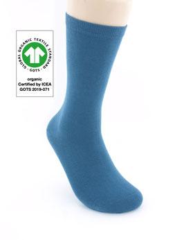 1 Paar Bio-Baumwolle Socken jeans
