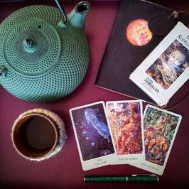 Meditatives Tarot lernen - Übungen & Legemuster