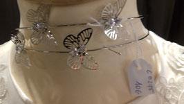 Diadeem 6 vlinder