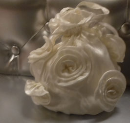 Tas vintage rozen