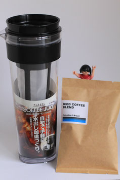【コーヒー60g付】TAKEYA水出しアイスコーヒージャグ