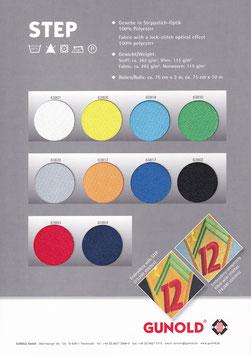 STEP in 10 Farben von Gunold