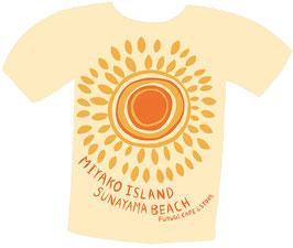 太陽Tシャツ