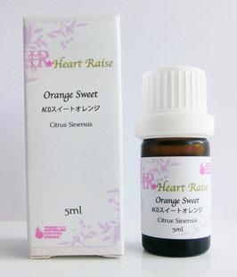 商品名 オレンジ・スイート   オーガニックACO認証取得済み5ml
