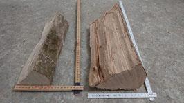 Brennholz 2-Schnitt (ca. 33cm) grob gespalten