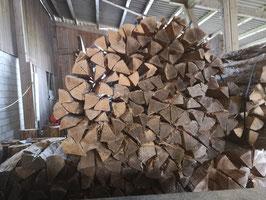 Brennholz 1 Meter gebunden trocken
