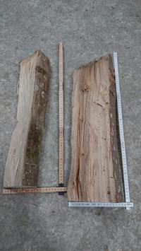 Brennholz 1-Schnitt (ca. 50cm) grob gespalten