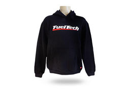 Fueltech Sweatshirt mit Kapuze  Schwarz
