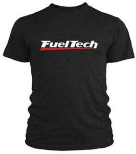 FuelTech Shirt Schwarz