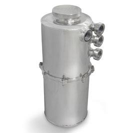 Ölbehälter für externe Ölpumpe