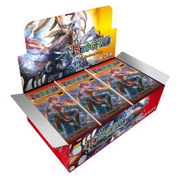 FOW - S1 Die Drachengott-Saga Display (36 Booster) Deutsch