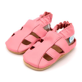 PINK SANDALS- BABBUCCE DOTTY FISH