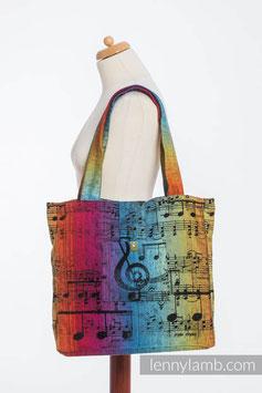SHOULDER BAG SYMPHONY DARK - LENNYLAMB
