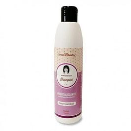 Shampoo rivitalizzante passiflora e olio di mandorla - GREENATURAL