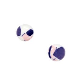 Flora Porcelain Earring
