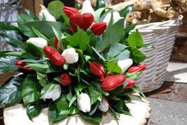 Boeket Valentijn Tulpen