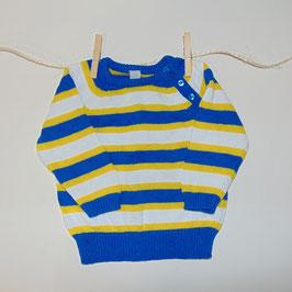 Jersey rayas azul y amarillo YAMBOO