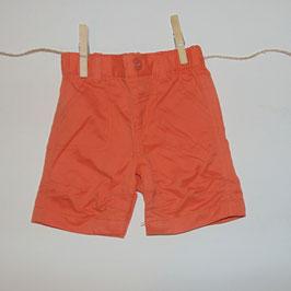 Pantalón corto naranja PETIT KIMBALOO