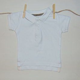 Polo blanco ZARA