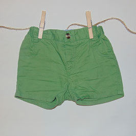 Pantalón corto verde MAYORAL