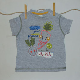 Camiseta BABY CLUB zanahoria