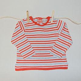Camiseta rayas naranjas CHEROKEE
