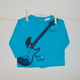Camiseta guitarra KITCHOUN