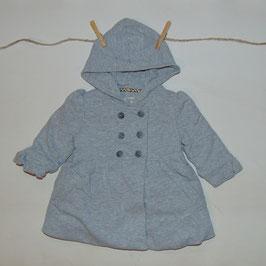 Gabardina algodón gris MAYORAL