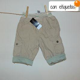 Pantalón nuevo DUNNES beige