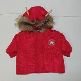 Abrigo rojo CHARANGA
