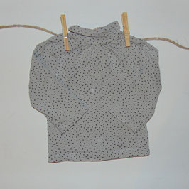 Camiseta gris estrellas KITCHOUN