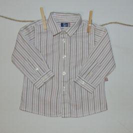 Camisa TIZZAS rayas