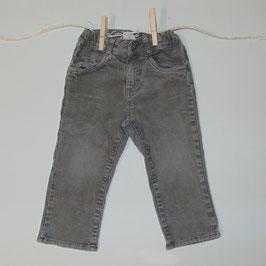 Pantalón pana gris H&M
